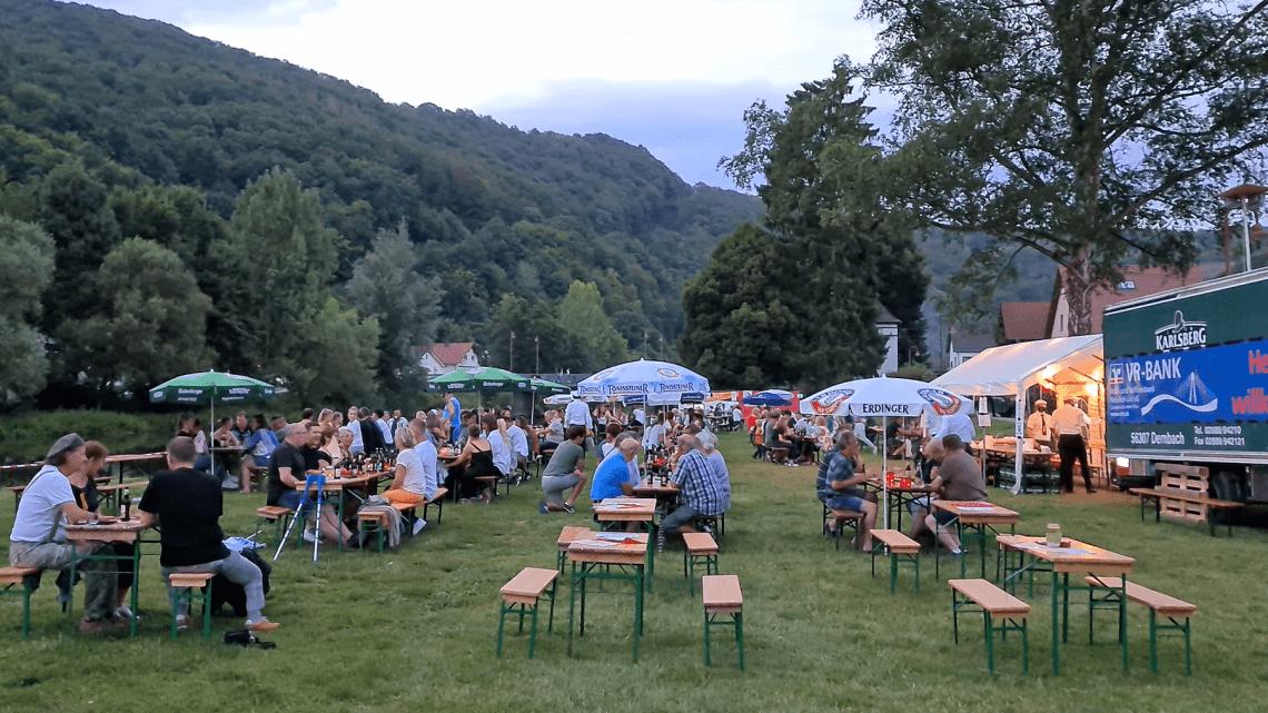 Kirmes in Waldbreitbach