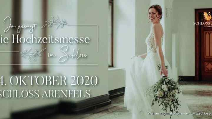 JA Gesagt! - Die Hochzeitsmesse auf Schloss Arenfels