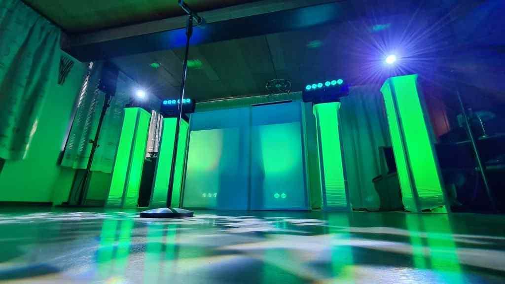 Hochzeits DJ Bonn Technik Licht