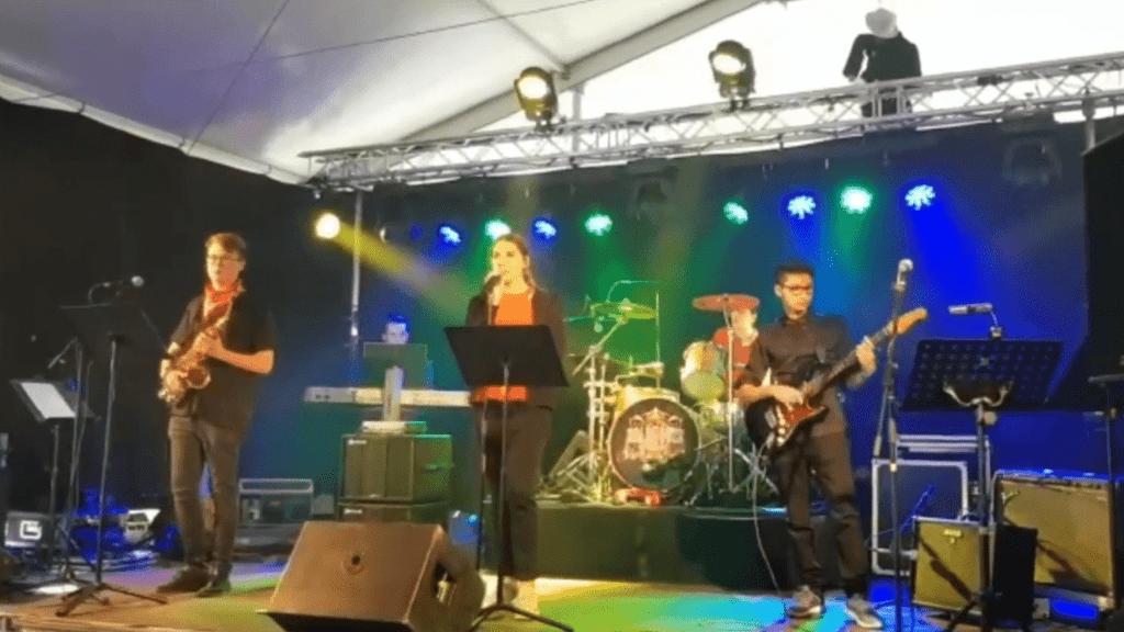 Neodym Band